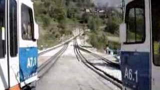 Tren cremallera de la Vall de Nuria - 3 parte