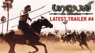 Baahubali - The Beginning Latest Trailer #4