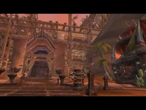 World of Warcraft: Cataclysm Reveal Stormwind & Orgrimmar Changes