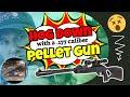 Pigman Shoots Pig in Brain with Gamo Air Rifle!!