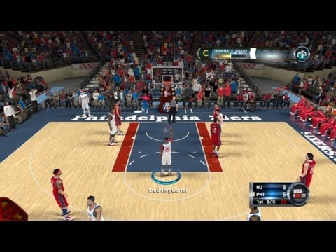 NBA 2K12: My Player - Do You Play On Hall Of Fame? Feat. My Athletic PG