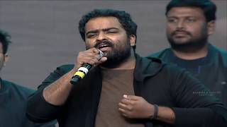 Singer Kala Bhairava Terrific Live Performance