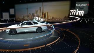 Volkswagen Phideon стал подключаемым гибридом
