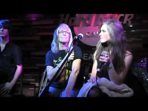 Nancy McCallum and Amanda Hardy singing Wake Up-Layne Staley Tribute-Hard Rock-Seattle 8/26/2012