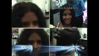 ALISADO JAPONES desriz cabellos rizados