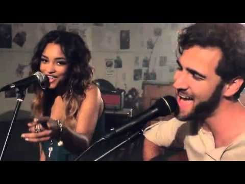 "e-: CALL ME ""BABY"" MAYBE :-) - PAYPHONE MASHUP (ft. Jessica Jarrell & James Alan) 8-9-12"