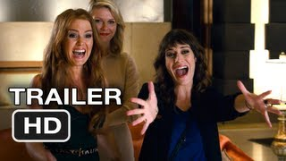 Bachelorette Official Trailer (2012) - Kristen Dunst, Lizzy Caplin, Isla Fisher Movie HD