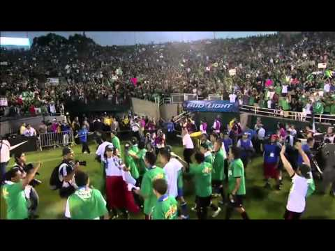 Mexico 2011 CONCACAF Gold Cup Champion