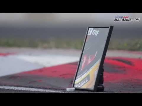 Senna's car is my car. A tribute to Ayrton and the Honda NSX by Norbert Michelisz, WTCC driver