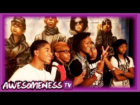Mindless Behavior's Lucky Fan At The Fox - Mindless Takeover Ep. 23