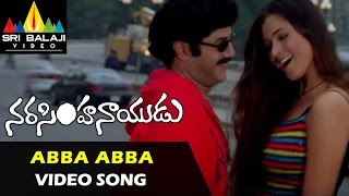 Abba Abba Andam Debba Video Song - Narasimha Naidu