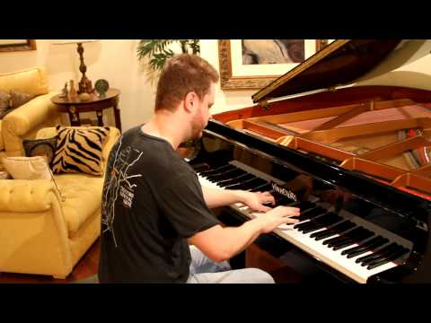 Músicas Clássicas - Hungarian Rhapsody No.2 on piano Tom And Jerry music