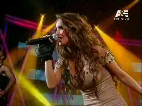 Anahi - Medley RBD (Vina del Mar)