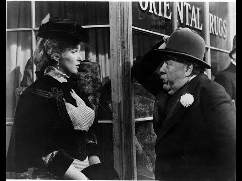 """The Cop and the Anthem"" - Charles Laughton with Marilyn Monroe"