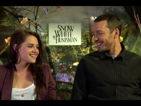 Kristen Stewart and Rupert Sanders Affair - Started During Snow White?