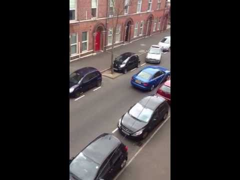 World's Worst Attempt At Parallel Parking, Enjoy!