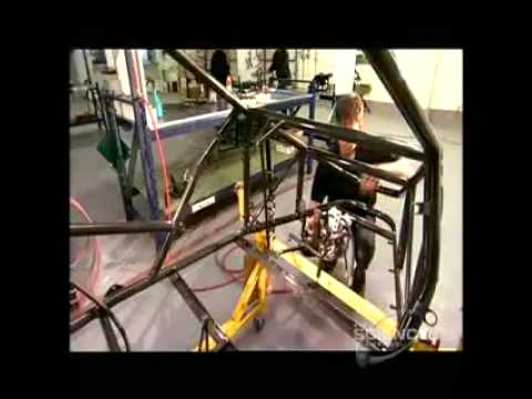 T-Rex Motorcycle: How its made