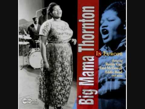 Big Mama Thornton with Buddy Guy - Little Red Rooster
