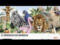Aprendemos el sonidos de los animales para niños parte 1
