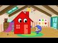 Фрагмент с средины видео - My Magic Shapes - Learn Shapes with My Magic Pet Morphle Episode #8