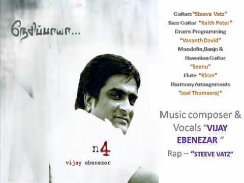 En Endru Solven - Vijay Ebenezar - Nesipaya 4 (Tamil Christian Song)