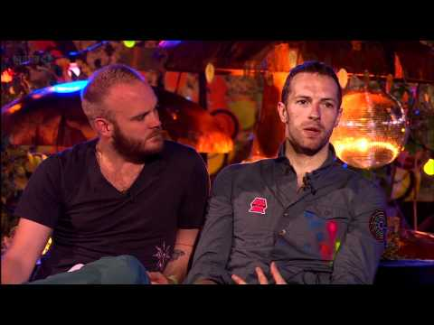 Coldplay - Glastonbury 2011 - Interview BBCHD [1080i]