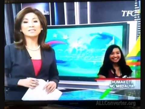 TFC-Balitang Middle East 11 August 2012 ( Haina Uddin )