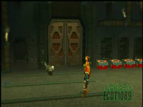 Jak 2 [Walkthrough] Part 5: Make Delivery to Hip Hog Sallon; beat Scatter Gun Course