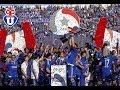 Universidad de Chile 1 - 0 U. Calera//Santiago Wanderers 2 - 0 Colo Colo Apertura 2014 (ADN Radio)