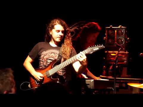The Contortionist - Language I: Intuition-Language II: Conspire - 2014-09-24-Nashville