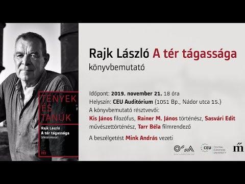 Rajk László – A tér tágassága (2019)