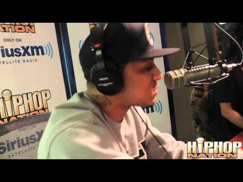 "Kirko Bangz's ""On Da Spot"" Freestyle With DJ Green Lantern & Boss Lady (Invasion Radio)"