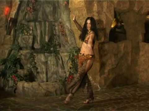 Bellydancer Aliya Krbanova