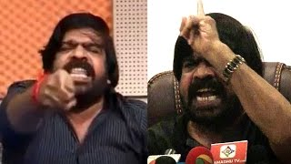 TR Angry speech on Jallikattu issue Kollywood News 12-01-2017 online TR Angry speech on Jallikattu issue Red Pix TV Kollywood News