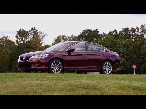 2013 Honda Accord first drive from Consumer Reports