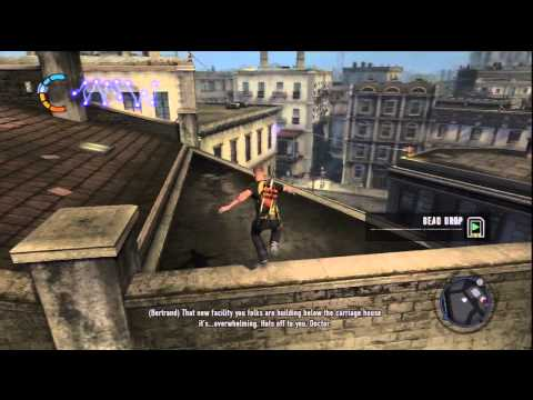 Infamous 2 Walkthrough + Giveaway - Part 4 [HD] (PS3) [Gameplay]