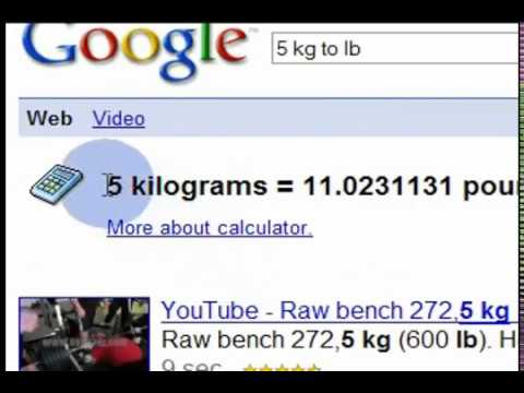 Google Search Tricks and Tips Tutorial