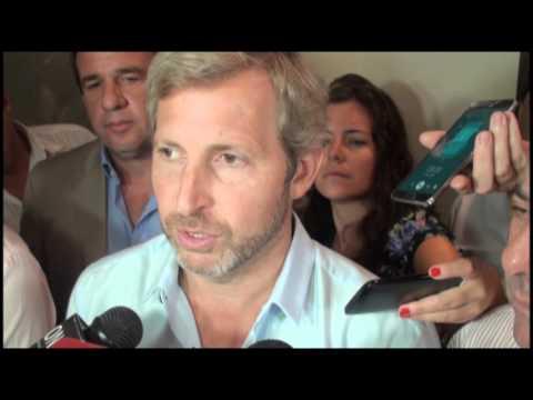 <b>Frigerio en Entre Ríos.</b> No descartó su candidatura a la gobernación