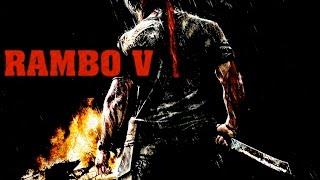 Sylvester Stallone Rambo V: Last Blood Teaser