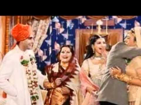 Chhote Chhote Bhaiyon Ke [Full Song] (HD) With Lyrics - Hum Saath Saath Hain