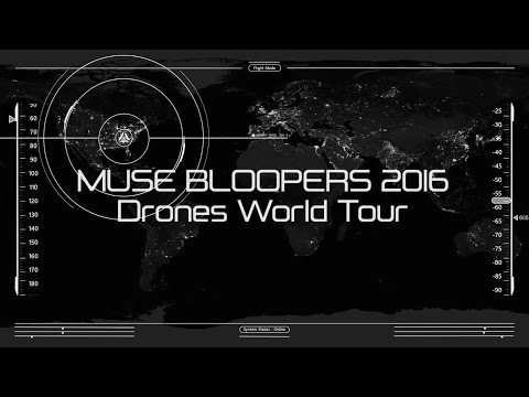Muse - Bloopers/Funny moments 2016 (Drones World Tour) - UCAf_7UmMneeiz3ol2-P23tg