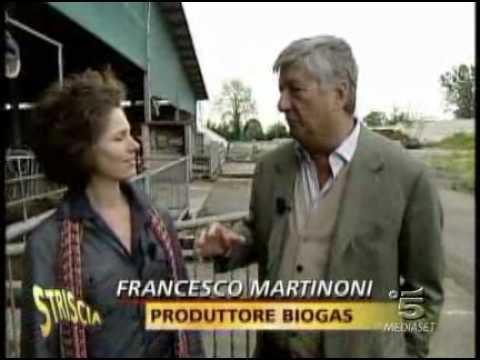 Biogas da digestione anaerobica