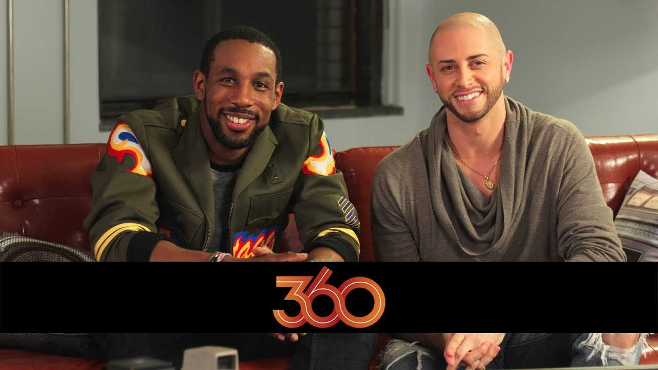 THE X FACTOR's Brian Friedman - 360 Spotlight with tWitch [DS2DIO]