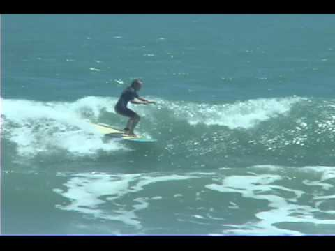 Florida Brevard Surf 2006 Apr. 14th Contest Easterfest Clips by Will Luc
