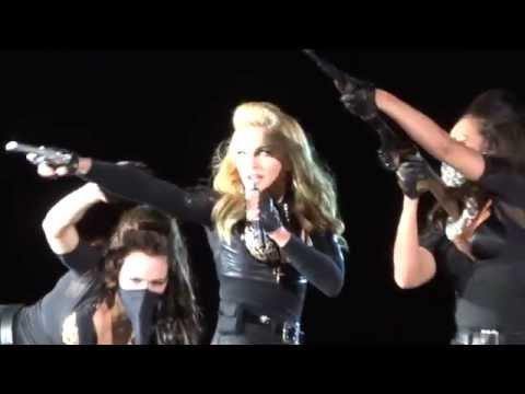Madonna Revolver Live quebec 2012 HD 1080P