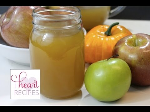 How to make Homemade Apple Cider | I Heart Recipes