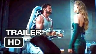 The Wolverine Official Trailer (2013) - Hugh Jackman Movie HD
