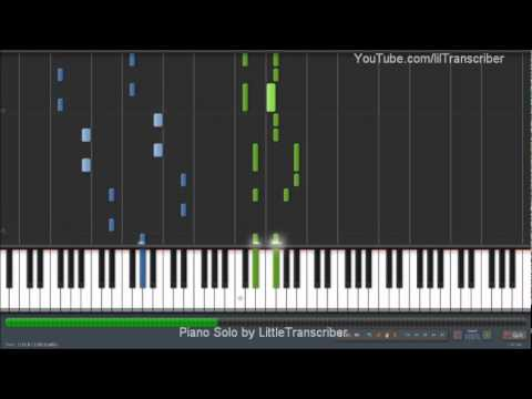 Rihanna - We Found Love (Piano Cover) by LittleTranscriber