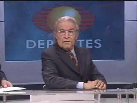 Joserra en Televisa Deportes