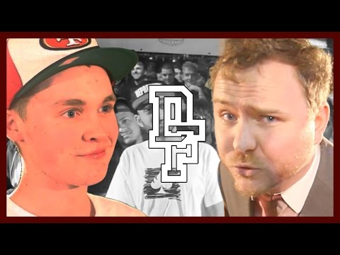 DON'T FLOP - Rap Battle - ‬Blizzard Vs Mark Grist